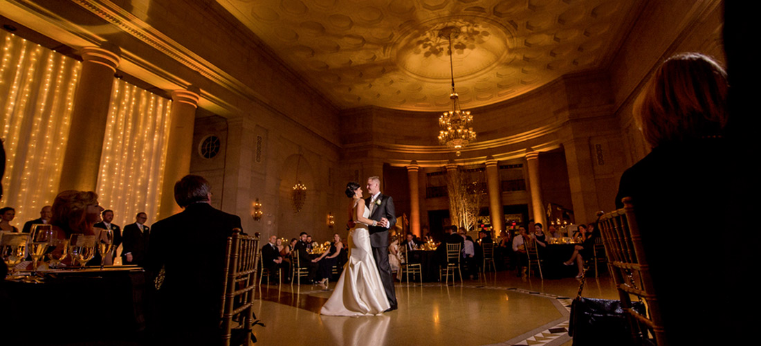 A Glamorous New York Winter Wedding