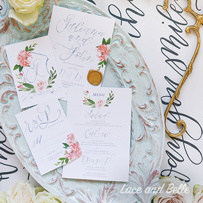 NJ Wedding Invitations