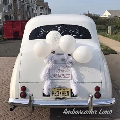 NJ Wedding Limousines