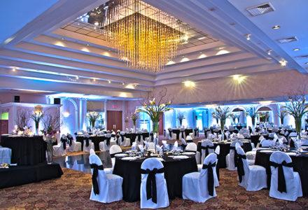 Ballroom at The Grand Plaza