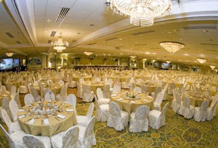 Ballroom at The Pines Manor