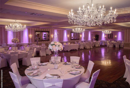 The Sterling Ballroom at the DoubleTree by Hilton