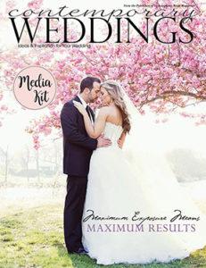 Contemporary Weddings Magazine Media Kit