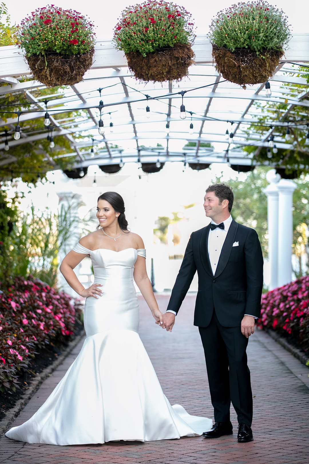 A Romantic Waterfront NJ Wedding at Bonnet Island by Federico Photography
