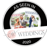 As Seen In Contemporary Weddings Magazine