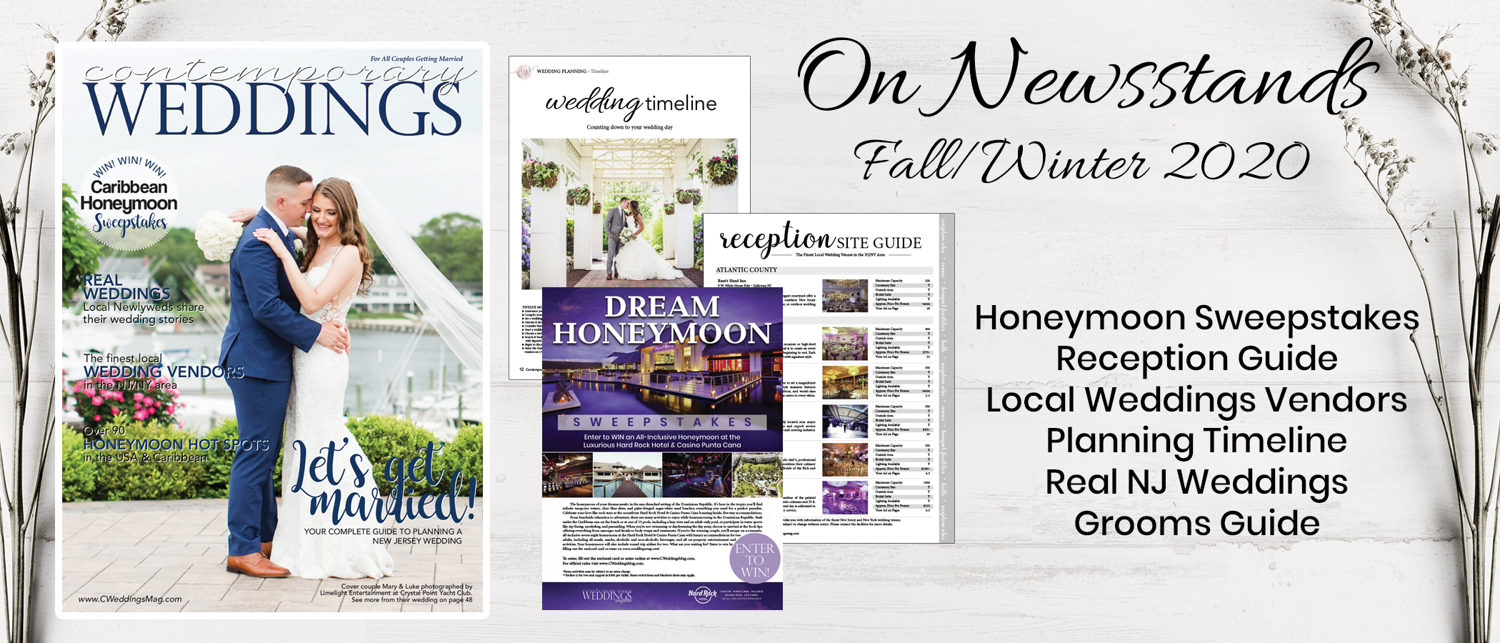 Contemporary Weddings Magazine Fall Winter 2020 Edition