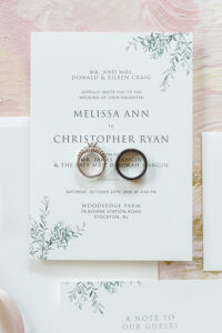 NJ Rustic Farm Wedding