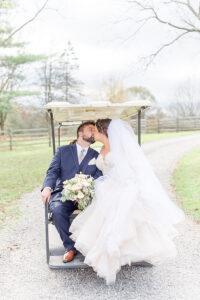 NJ Rustic Farm Wedding