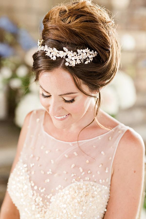 Romantic Cinderella-Inspired Wedding Inspiration