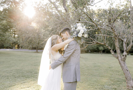 A Micro Outdoor Wedding by Barbara Marcella Photography
