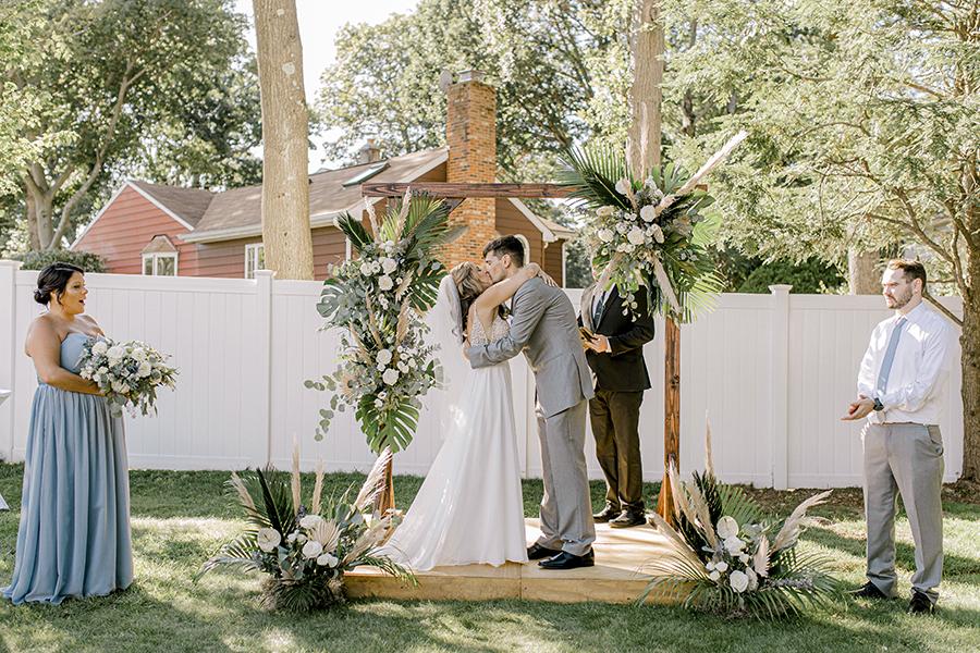 Micro NJ Wedding