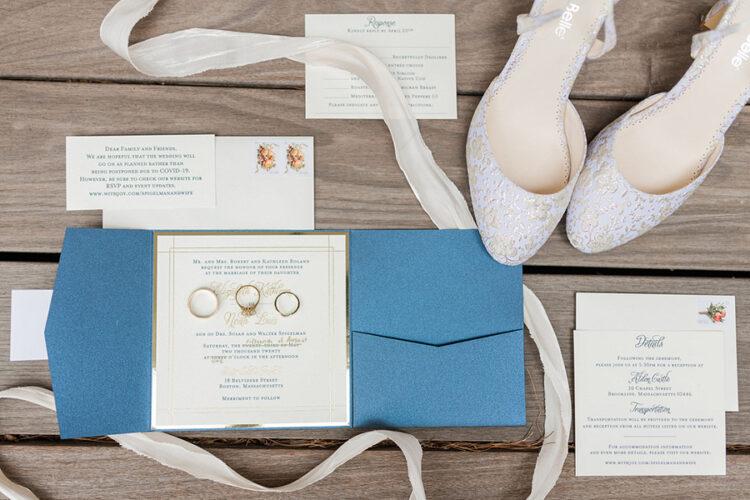 Intimate Massachusetts Wedding