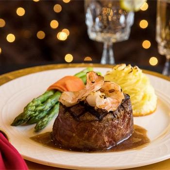Atlantis Ballroom - Filet Mignon Dinner