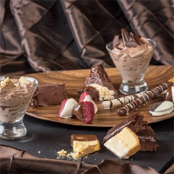 Atlantis Ballroom - Chocolate Desserts
