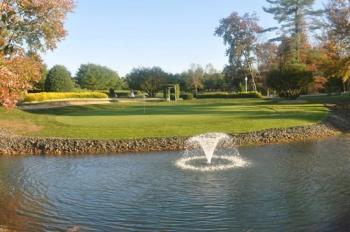 Bella Vista Country Club Pond