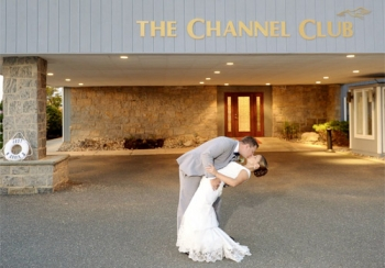 The Channel Club Front Entrance