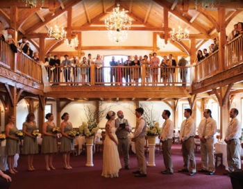 The Cranbury Inn Ceremony