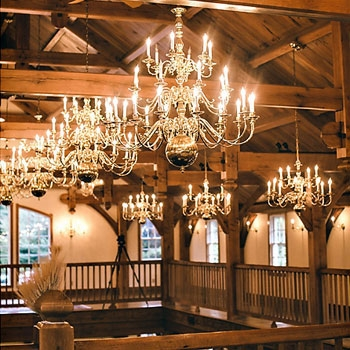 The Cranbury Inn Chandeliers