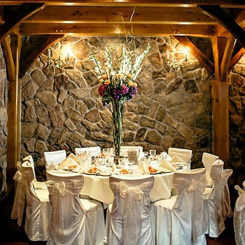 The Cranbury Inn Table Setting