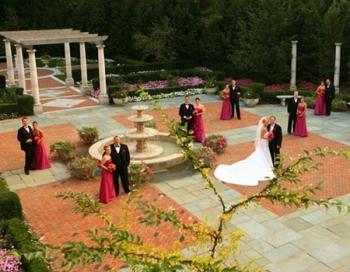 The Estate at Florentine Gardens Wedding Party