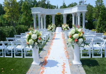 Grand Marquis Outdoor Ceremony