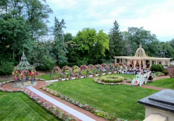 The Manor Garden Ceremony