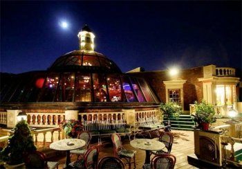 The Manor Rooftop Deck