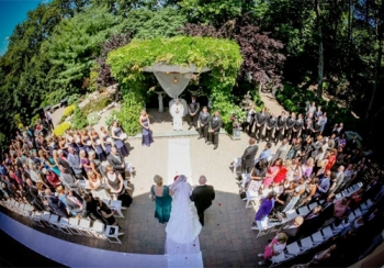 Nanina\'s In The Park Outdoor Ceremony