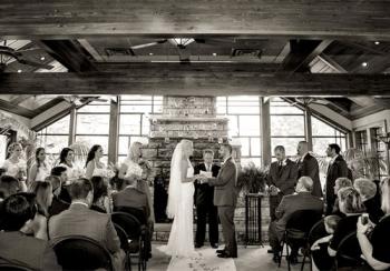 Nauvoo Grill Club Indoor Ceremony