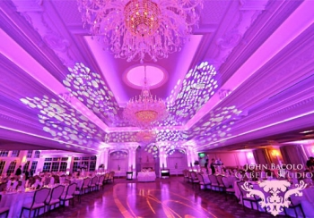 The Park Savoy Ballroom Uplighting