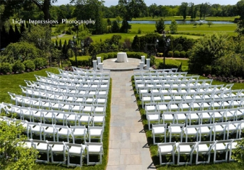 The Park Savoy Outdoor Ceremony