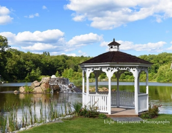 Rock Island Lake Club Gazebo