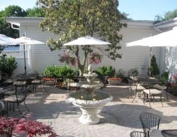 Spring Lake Manor Patio