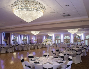 Versailles Ballroom at The Ramada Toms River