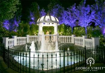 Westmount Country Club Gazebo and Fountain
