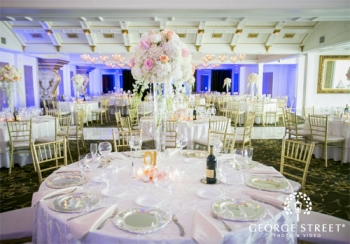 Westmount Country Club Tablescape