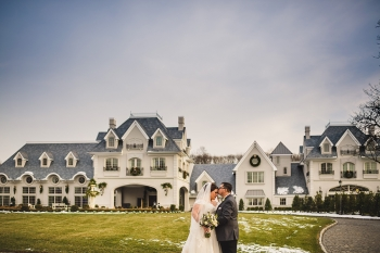 Nikki & Chip Photography Park Chateau wedding