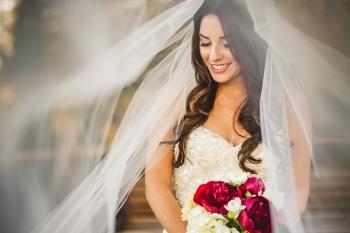 Nikki & Chip Photography bridal portrait