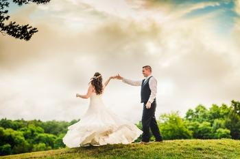 Nikki & Chip Photography wedding portrait