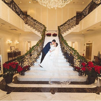 The Meadow Wood Grand Staircase