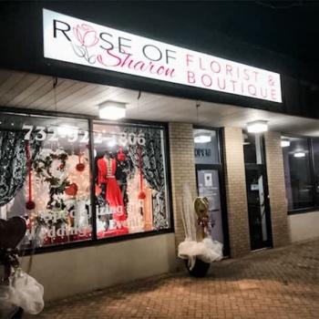 Rose of Sharon Florist NJ Wedding Flowers