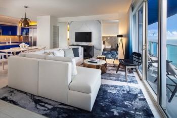 W Fort Lauderdale Florida Resort Suite